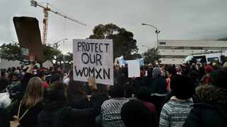 The #TotalShutDown is to raise awareness against gender-based violence, as South Africa has one of the highest femicide rates in the world. Picture: Sangile Mnyande/IOL Staffer.
