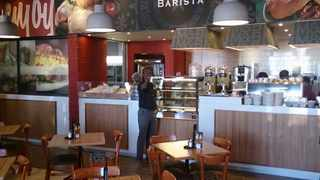 Mugg & Bean in Somerset West's Waterstone Village mall. File picture: Facebook