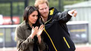 Prince Harry and Meghan, the Duke and Duchess of Sussex. Picture: Bang Showbiz