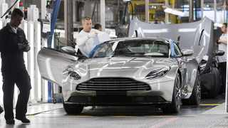 Andy Palmer believes Aston Martin can be more than just a luxury carmaker. Picture: Aston Martin