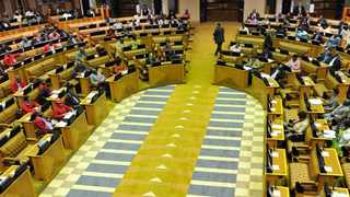 Tempers rose as MPs debated a motion for the legislature to ensure a constitutional amendment to allow land expropriation without compensation. File picture: Siyabulela Duda/GCIS