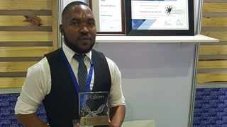 Entrepreneur Nyadzeni Makhado is founder and CEO of Prodeliver Group in Johannesburg. Image: Luyolo Mkentane.