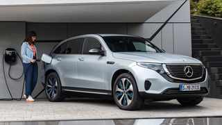 Mercedes-Benz is hoping that the new EQC will thrust it into the electric car fast lane.
