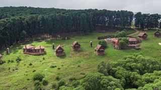 The Chelinda Lodge in Nyika National Park, Zambia. Picture: Supplied