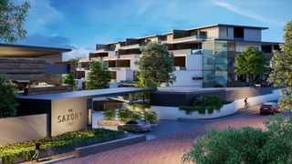 An artist impression of the Sibaya Coastal Precinct has also become the country's fastest selling residential node. Picture: Supplied