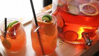 Brunch Punch will get you in the mood for Spring