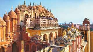 The city of Jaipur, Rajasthan, India. File picture