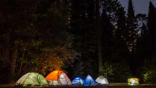 A camping trip is perfect for the summer holidays. Picture: Pexels.