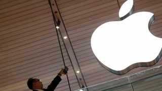 Apple shares fell to their lowest in more than three months as three suppliers issued warnings on results that pointed to weakness in iPhone sales. Reuters