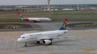 SAA and organised labour are not on the same plane when it comes to SAA's proposed turnaround strategy. File picture: Siphiwe Sibeko/Reuters