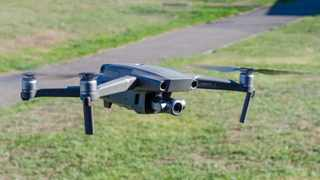 UAVs or drones are becoming more popular and are used for surveying, remote sensing, and the assessment of crop health. File Photo: IOL