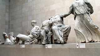 The Elgin Marbles were actually a gift, according to a descendant of the man who brought them to UK shores.