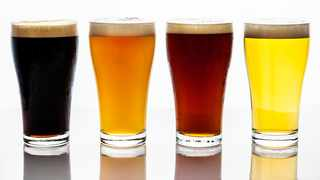This summer try a new craft beer and savour the moment. Pexels