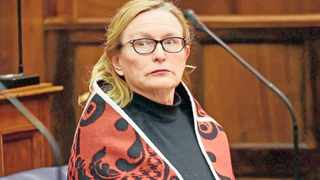 Premier Helen Zille has sparked controversy again after a tweet suggesting a boycott of taxes, with the ANC saying it bordered on treason. Picture: Phando Jikelo/African News Agency.