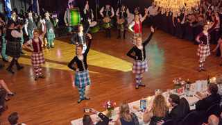 Cape Town Burns Supper Club celebrates 25 years.