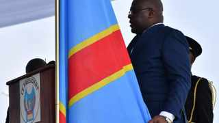 Democratic Republic of the Congo's newly inaugurated President Felix Tshisekedi Picture: Tony Karumba/AFP