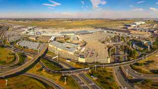 O.R Tambo International Airport. SITA unveiled 10 bold predictions about the technology shaping how passengers will move through the airport of the future. Picture: Airport Company South Africa.