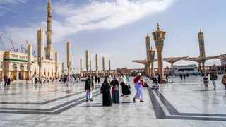 The conservative Muslim country has previously restricted visas to resident workers, business travellers, and Muslim pilgrims who are given special visas to travel to holy sites. Pic: Verdict