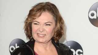 Roseanne Barr. Picture: Bang Showbiz