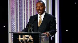 """Eddie Murphy has promised he will make his return to comedy one day but not until the time is """"right"""". Picture: Reuters"""