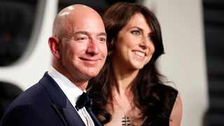 MacKenzie Bezos's divorce from Amazon.com Inc. founder Jeff Bezos could make her the world's richest woman. Picture: Reuters