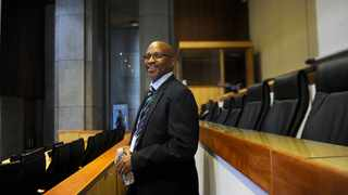 Tiro Holele testifying at the State Capture inquiry. Picture: Nokuthula Mbatha /African News Agency(ANA)