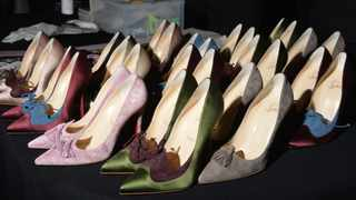 A New York court ruled Louboutin has trademark protection for its red soles unless the shoe itself is also red.