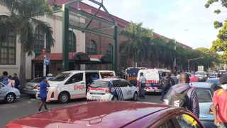 Police have opened charges of attempted murder and attempted cash in transit robbery for investigation after a policeman and a security were shot during a robbery on Tuesday.