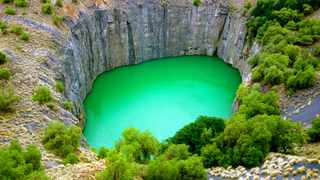 The Big Hole is Northern Cape's unique attraction.