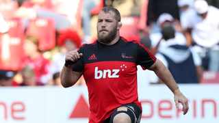 The Crusaders have welcomed back All Blacks Joe Moody and Braydon Ennor for Sunday's Super Rugby Aotearoa clash with the Highlanders in Christchurch, where victory will secure them the inaugural title. Photo: Muzi Ntombela/BackpagePix