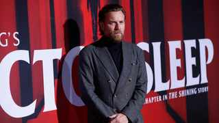 Ewan McGregor poses at the premiere for the movie 'Doctor Sleep' in Los Angeles. Picture: Reuters