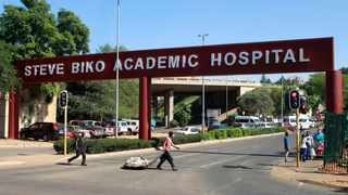 Steve Biko Academic Hospital. Picture: Jacques Naude/African News Agency(ANA)
