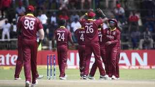 Almost half of the West Indies squad available for their first Twenty20 international against New Zealand later this month will only have been released from isolation on the morning of the game. Photo: icc-cricket.com