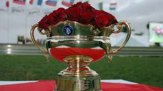Gold Cup trophy. Photo: Supplied