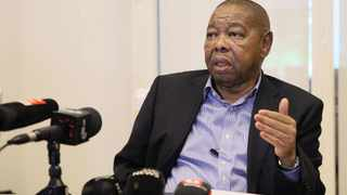 General secretary of the SACP Blade Nzimande. Picture: Sibonelo Ngcobo/African News Agency(ANA)