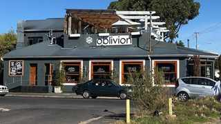 The Oblivion restaurant in Kenilworth was robbed by two armed gunmen. Gun-wielding robbers are terrorising eateries in Claremont, with restaurants and their patrons being robbed of cash and personal belongings more than once. Picture: Supplied