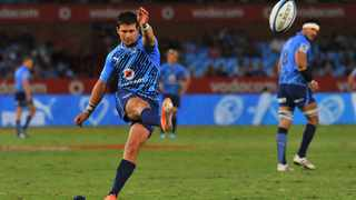 Vodacom Bulls flyhalf Morne Steyn is sitting the game against the Pumas out due to Covid-19 protocols. Photo: Masi Losi
