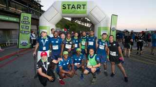 Stock image from previous Cableway Charity Challenge.