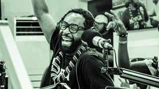The nine-day experience saw DJ Sbu broadcast in both South Africa and Tanzania, challenging his team to participate in the world's longest radio show marathon for charity. Picture: Supplied