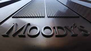 A Moody's sign on the 7 World Trade Center tower is seen in New York in this August 2, 2011 file photograph. (Picture: Reuters/Mike Segar)