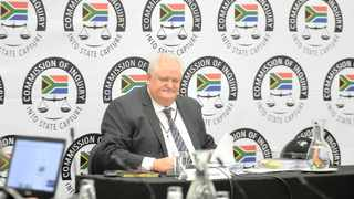 Former chief operating officer of Bosasa Angelo Agrizzi. Picture: Itumeleng English/ African News Agency(ANA)
