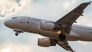 File photo: Air Namibia will resume its South African routes from October 28. Photo: Twitter/@airnamibia1