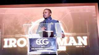 Enlightened Christian Gathering (ECG) leader, self-proclaimed prophet Shepherd Bushiri has fled the country. Picture: Supplied