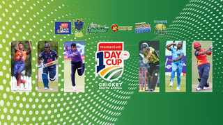 All 15 matches in the Momentum One-Day Cup are taking place at Senwes Park in Potchefstroom.