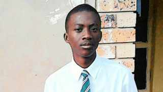 Lindokuhle Mazibuko, a beneficiary from the High Flyers programme, became the first pupil from his rural school to obtain nine distinctions. Picure: Supplied