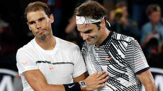 For the first time this century, neither Rafael Nadal nor Roger Federer will take part in this year's US Open. Photo: Dita Alangkara/AP