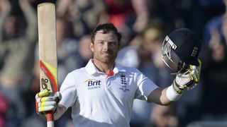 FILE - Former England batsman Ian Bell as announced that he will be retiring from cricket at the age of 38.