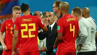 Belgium coach, Roberto Martinez, says Saturday's bronze medal match is still a big game for his team. Photo: REUTERS/Michael Dalde