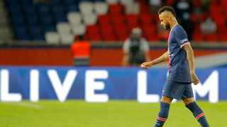 Paris St Germain's Neymar has been given a two-match ban for striking out at Olympique de Marseille's Alvaro Gonzalez in last Sunday's fiery 1-0 defeat in Ligue 1. Picture: Michel Euler/AP