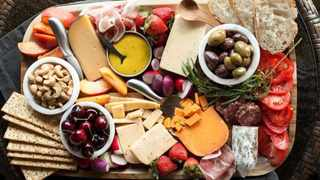 Cheeseboards may not be the main attraction at many dinner tables, but with a creative touch they can be a perfect addition to a great occasion. Picture: Supplied
